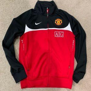 NWOT never worn Men's Man United soccer jacket